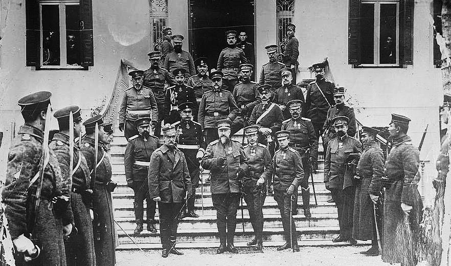 балканские войны 1912 1913