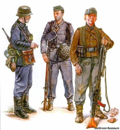 фотографии немецких солдат