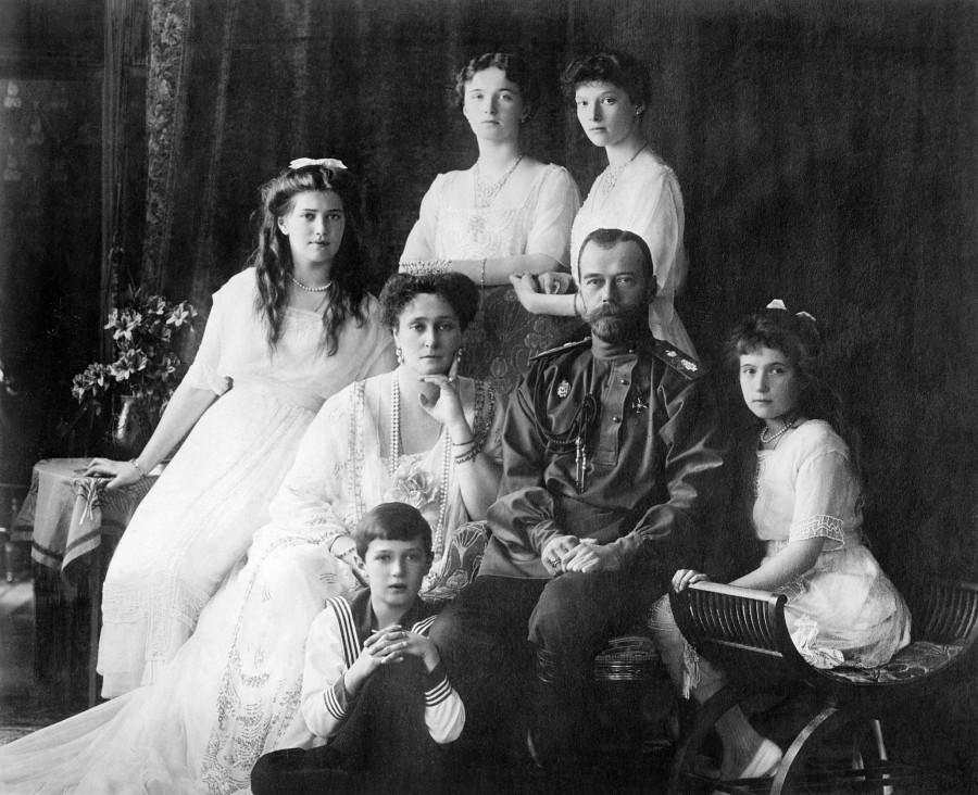 когда расстреляли царскую семью романовых