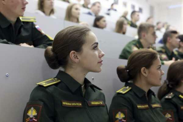 военное обучение
