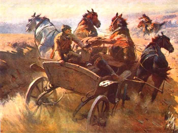 наступление юденича на петроград 1919