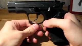 пистолет гроза 0 21