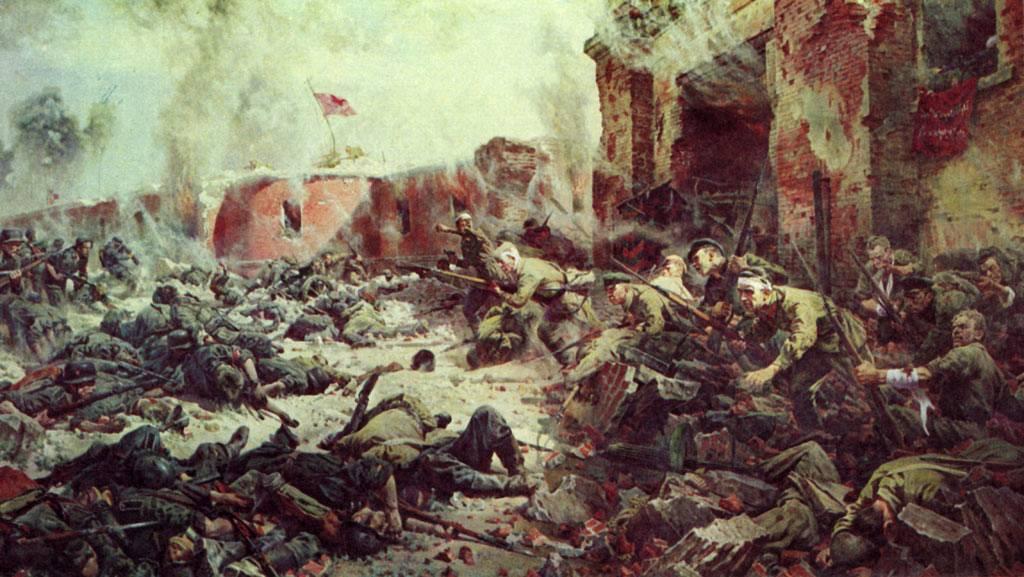картина начало войны