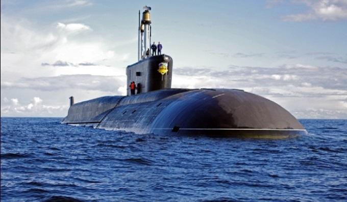 изобретение подводной лодки