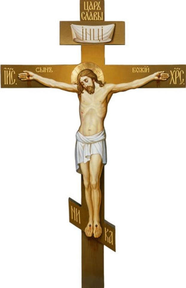 разновидности крестов