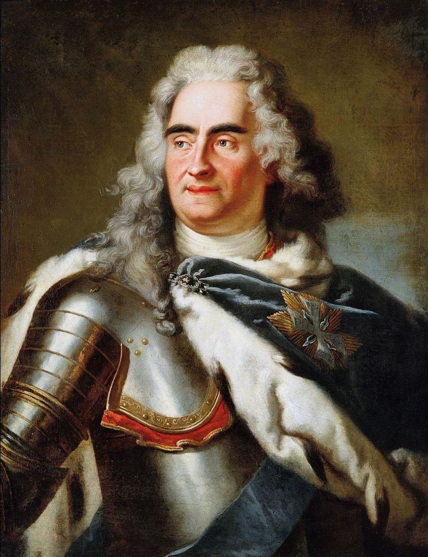 король пруссии фридрих