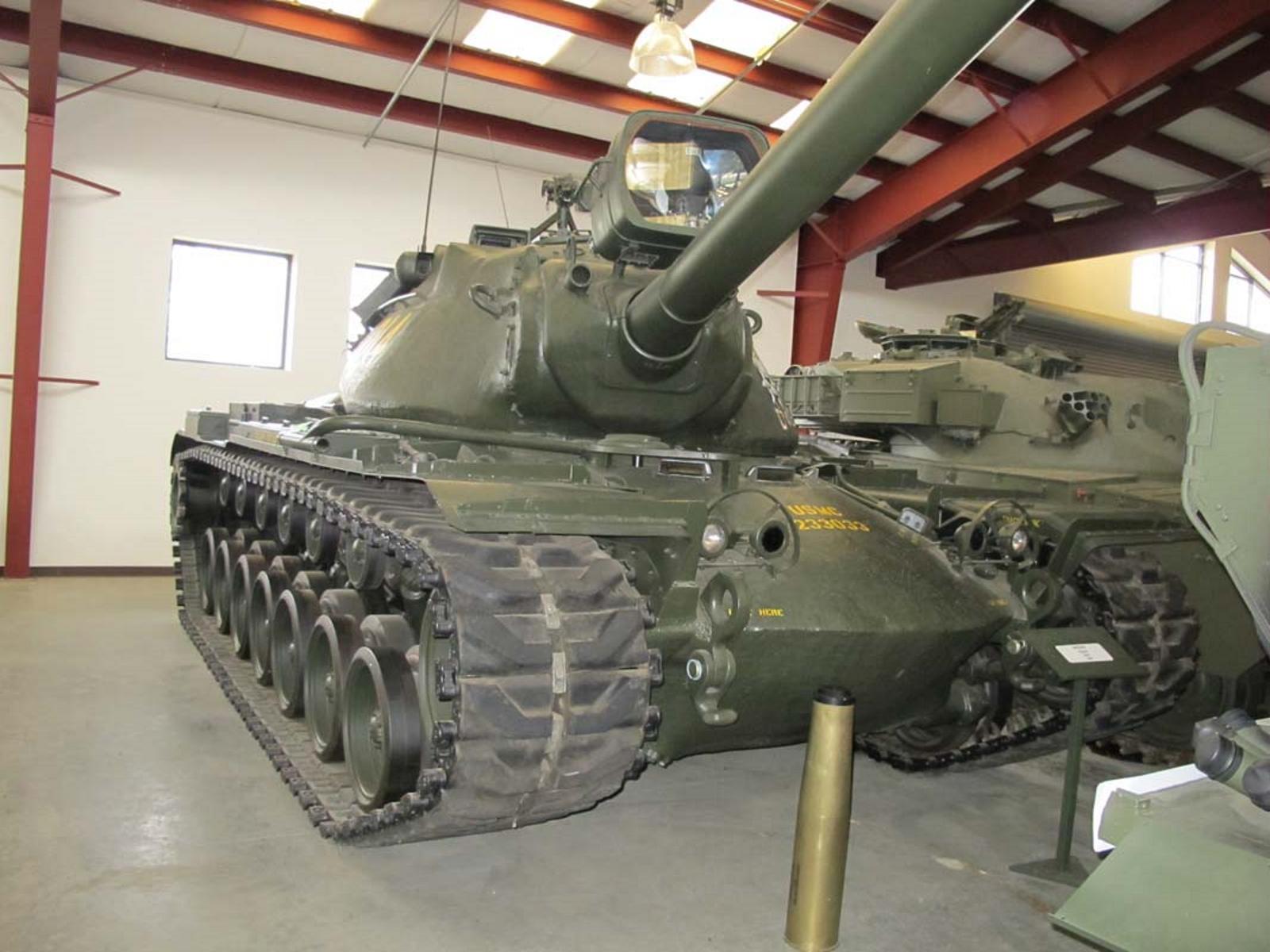 м103 танк
