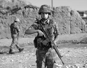 российская операция в сирии