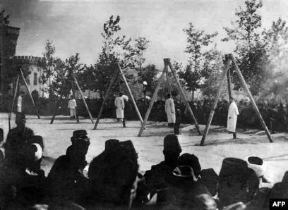 армяне и турки история
