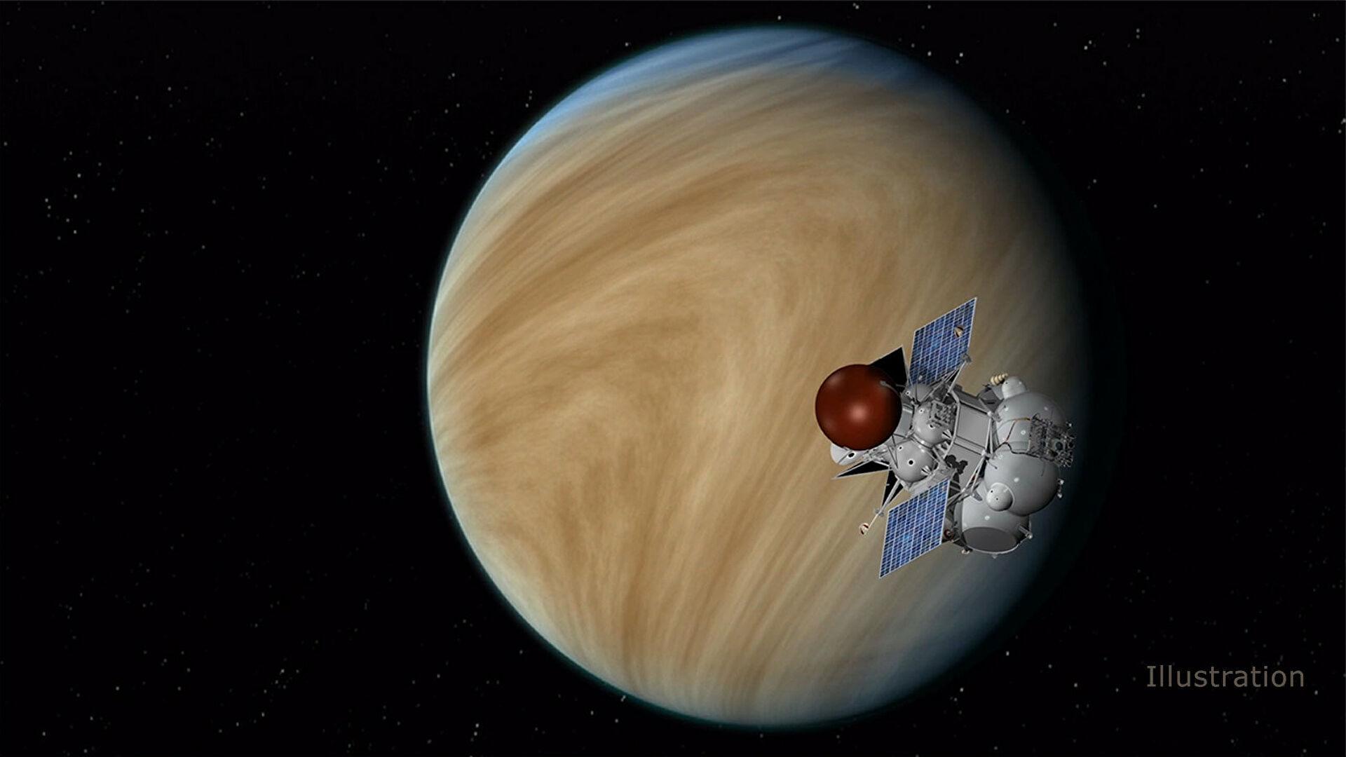 картинки планеты венера