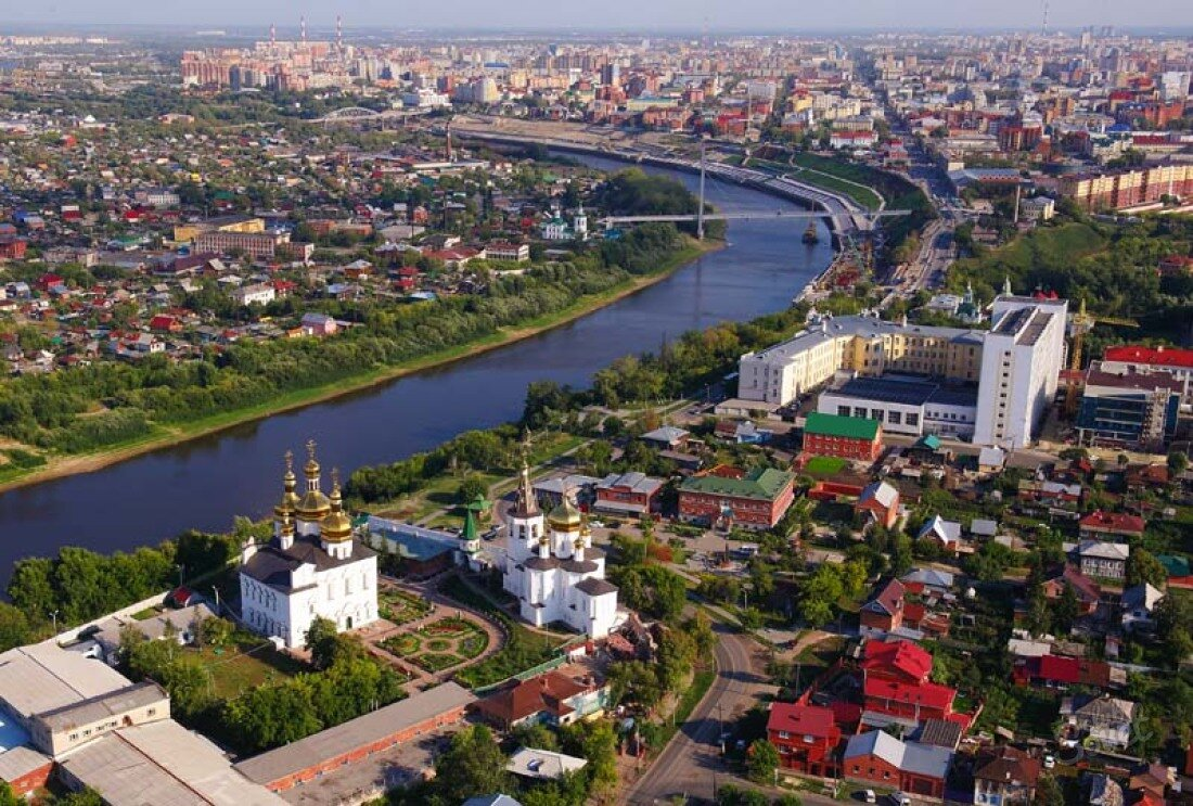 южная сибирь на карте россии