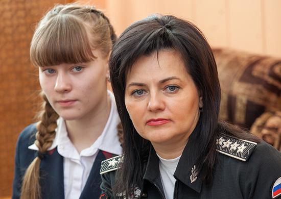 шевцова генерал