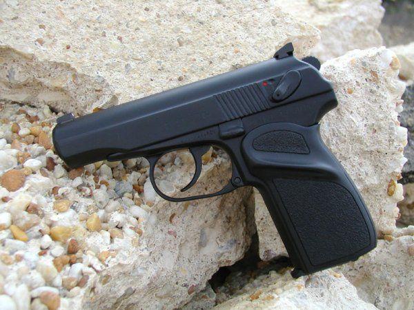 принцип работы автоматики 9 мм пистолета макарова