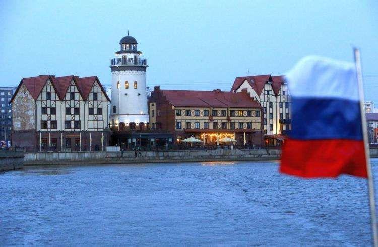 почему калининград принадлежит россии