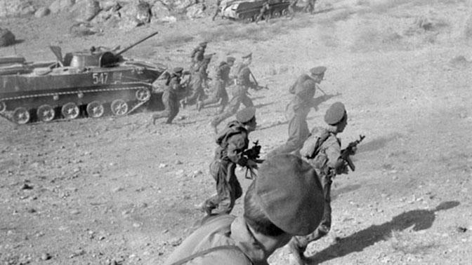 рассказы афганцев о войне