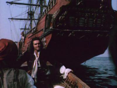 пиратское судно