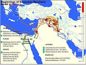 ассирийская военная держава