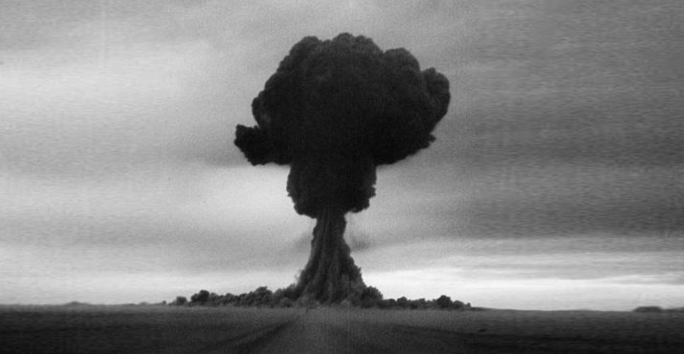первое испытание ядерного оружия в ссср