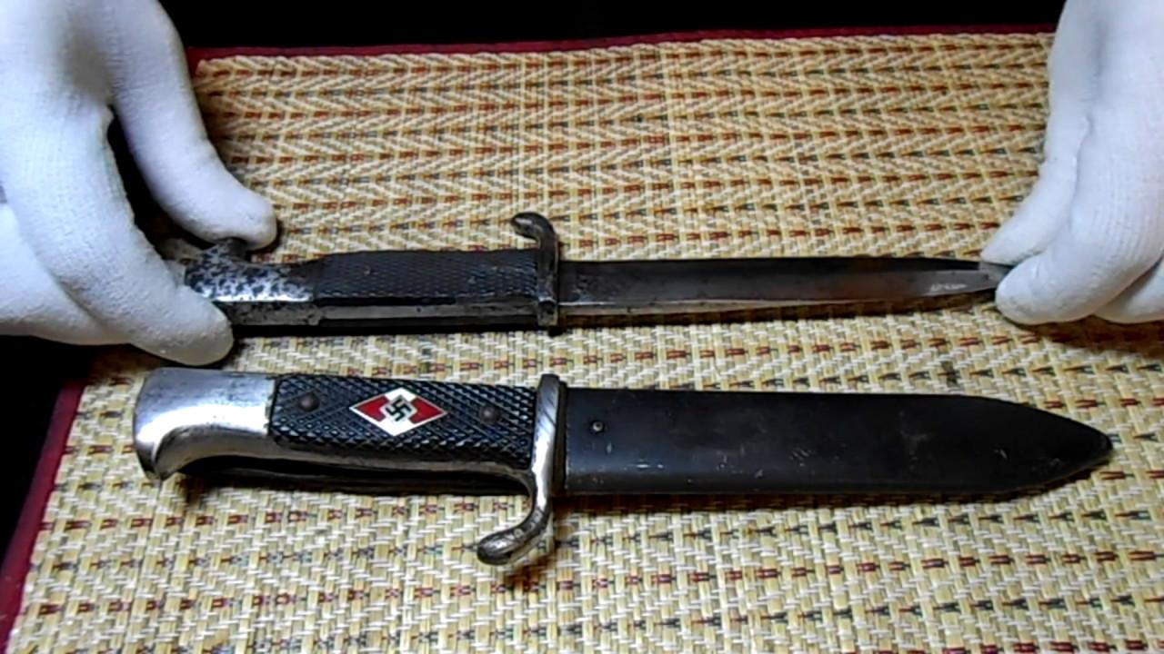 немецкие штык ножи второй мировой