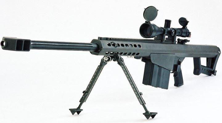 винтовка barrett