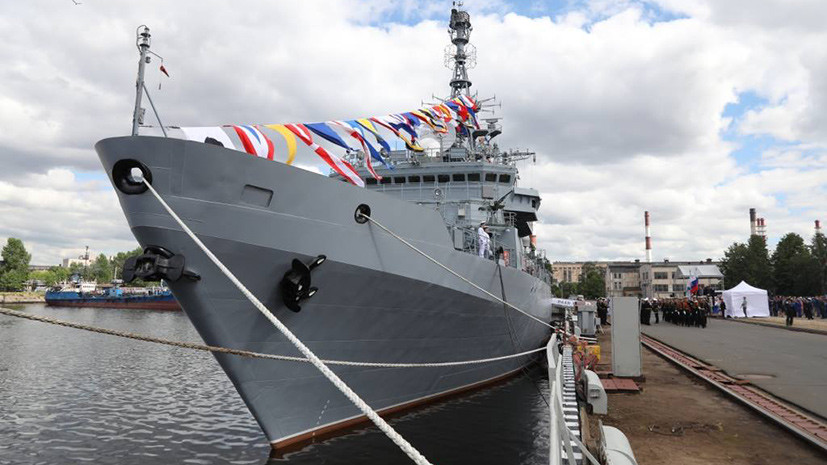 балтийский флот википедия
