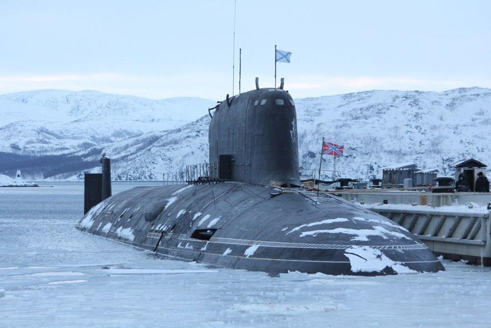 когда появилась первая подводная лодка