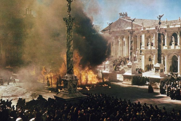когда произошел распад римской империи