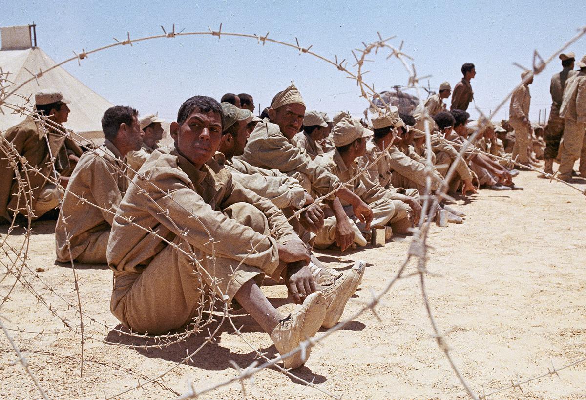 6 дневная война израиль