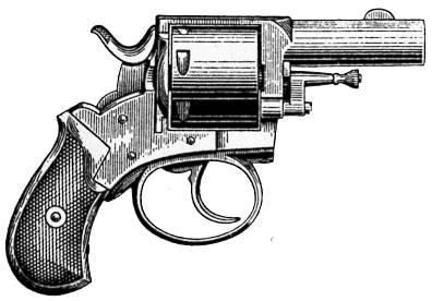 принцип работы револьвера