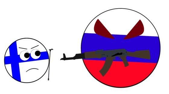 вхождение финляндии в состав россии