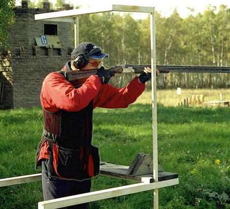 тир в нижнем новгороде из огнестрельного оружия