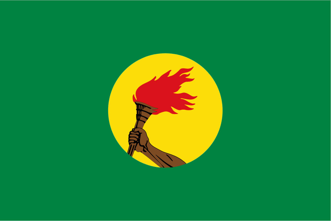 флаг черный красный желтый страна