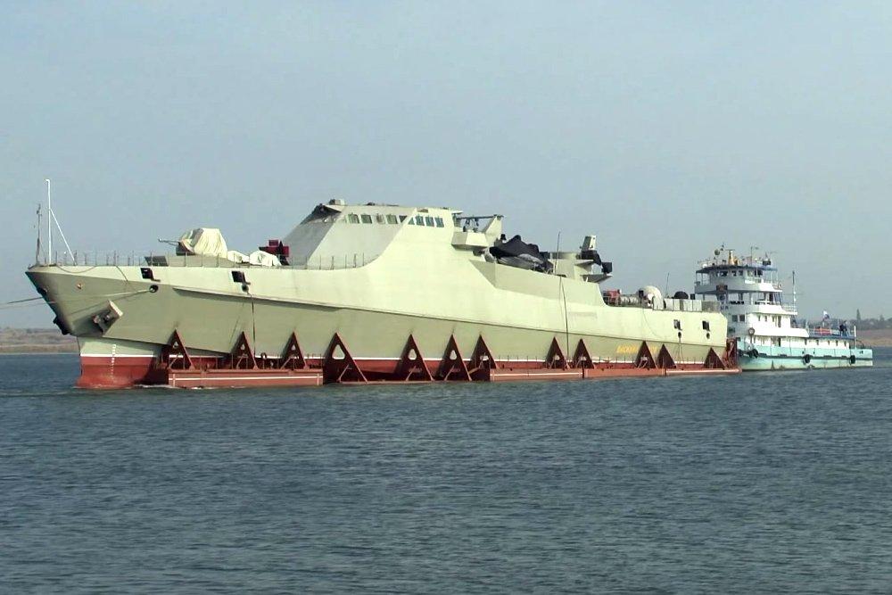 22160 патрульный корабль