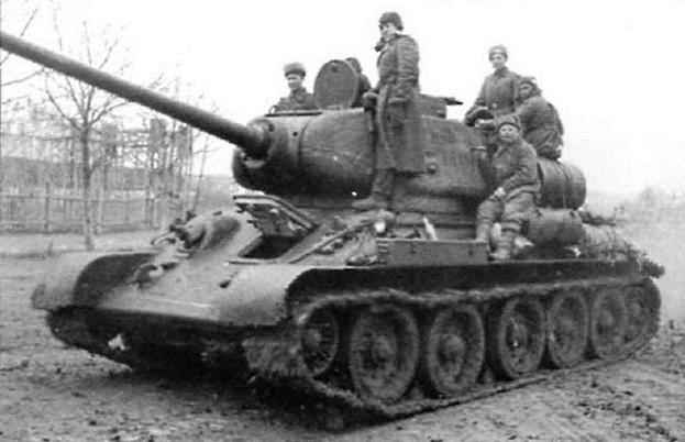 чехословацкие танки