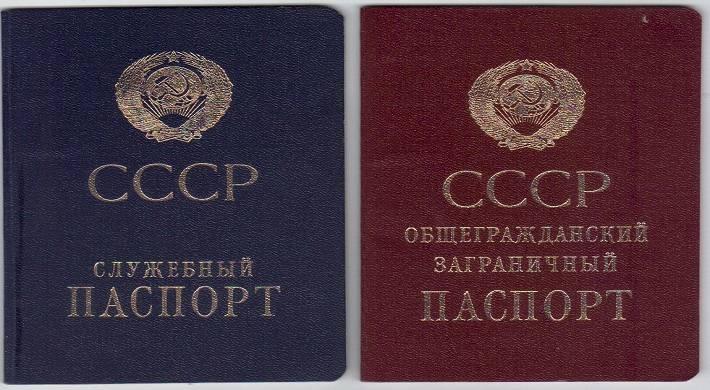 введение паспортов в ссср