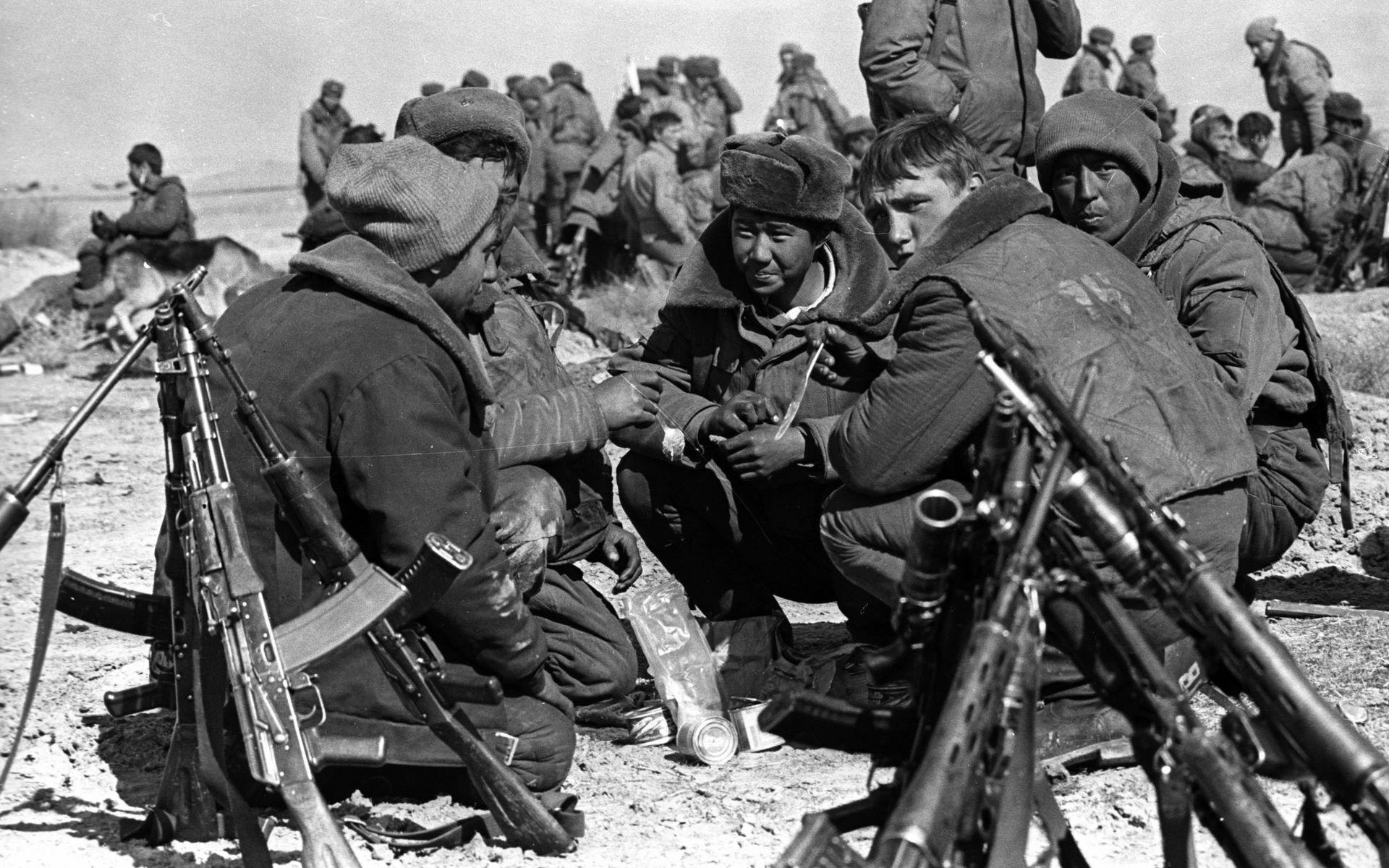 рассказы про афганскую войну