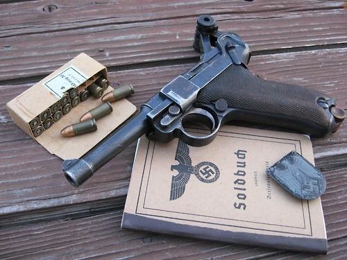 пистолеты вермахта