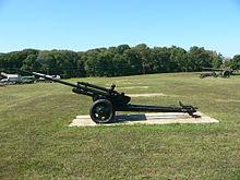 зис 2 57 мм противотанковая