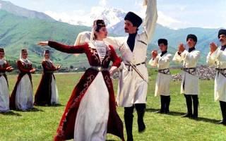 украинский народный костюм мужской