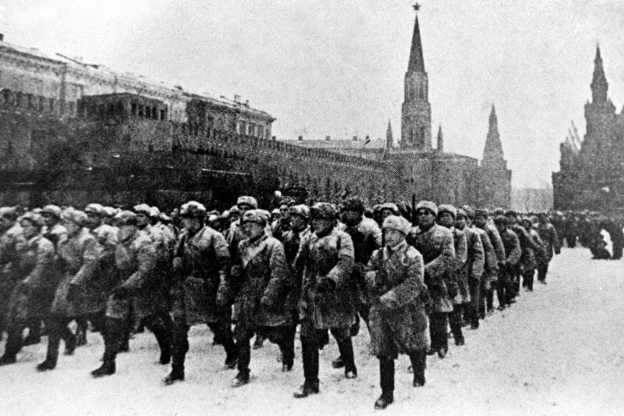 как близко немцы подошли к москве