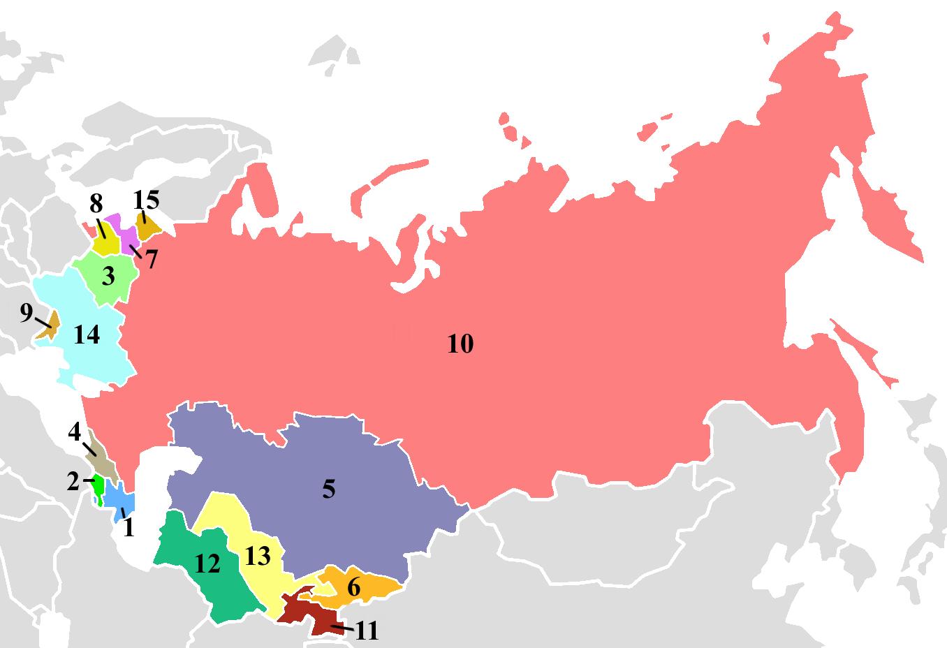 межнациональные конфликты на территории бывшего ссср