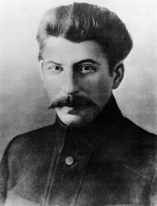 партийная кличка сталина