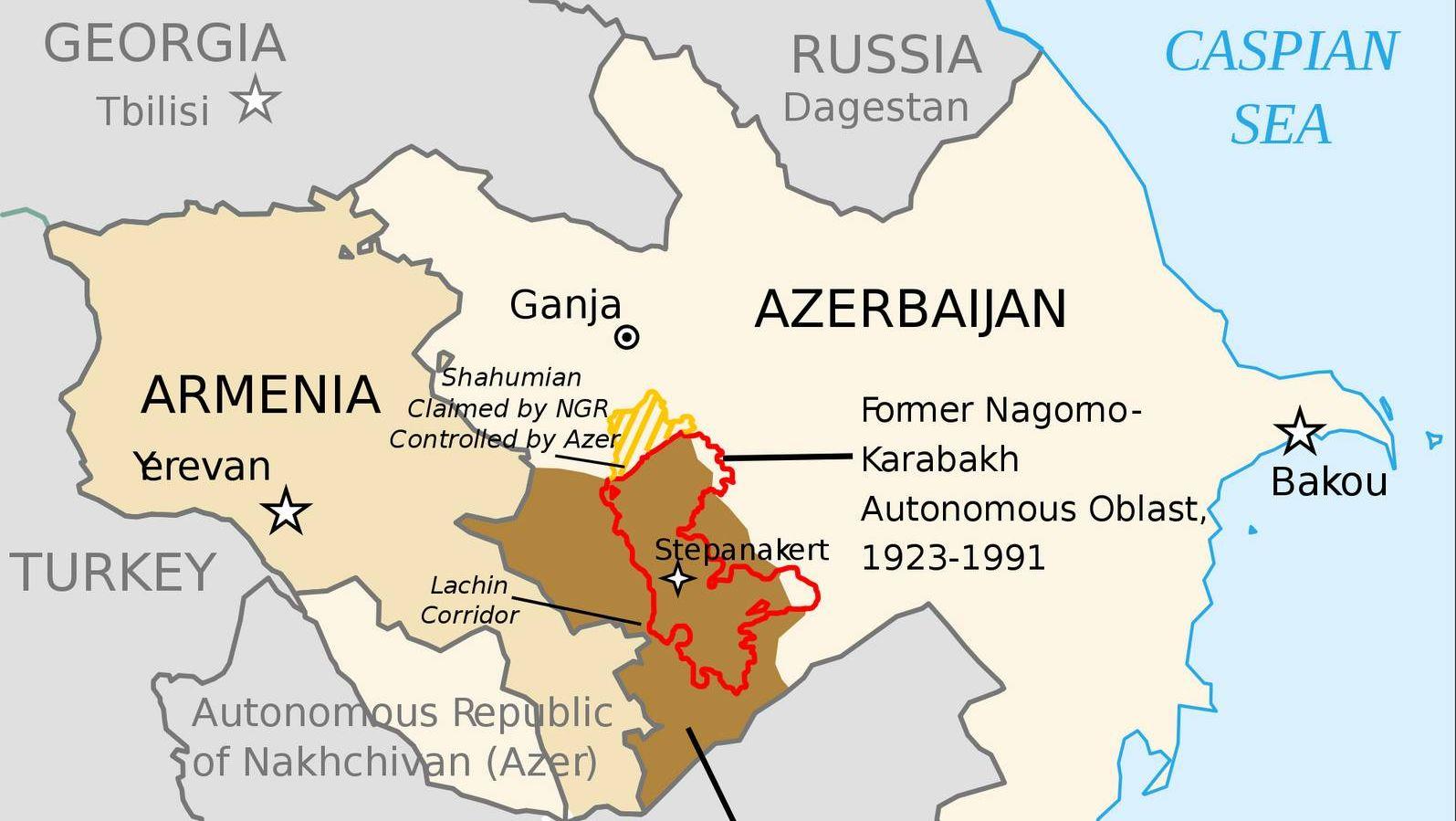 геноцид армян в баку