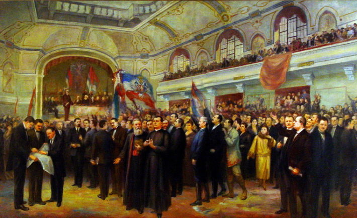 участники версальской конференции