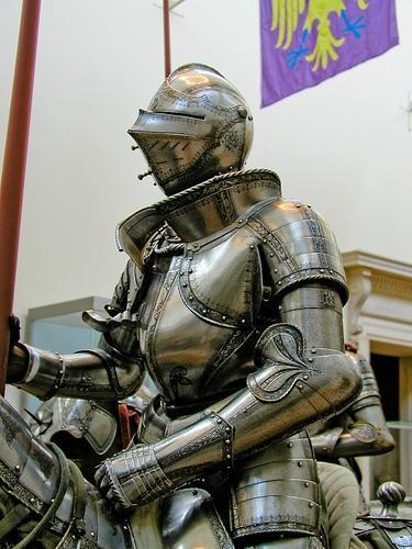 снаряжение рыцаря в средние века 6 класс