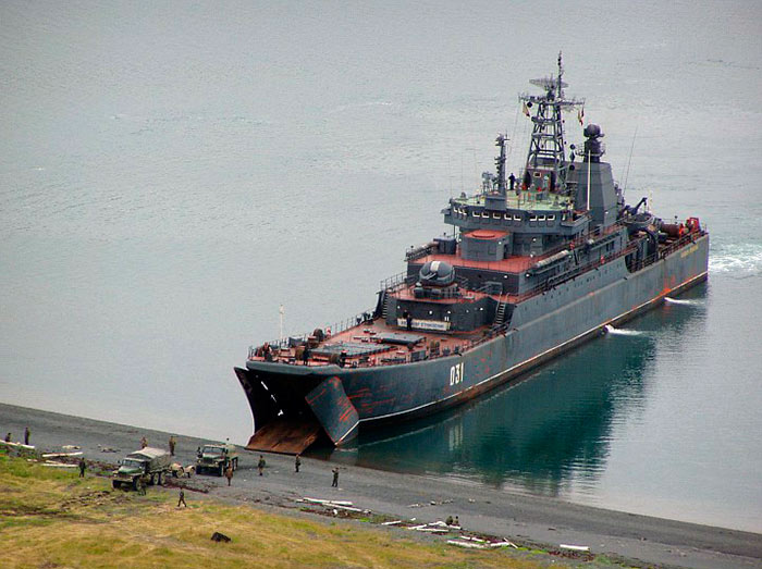 большой десантный корабль