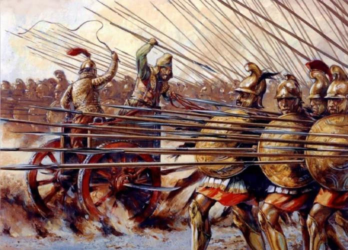знаменитые битвы