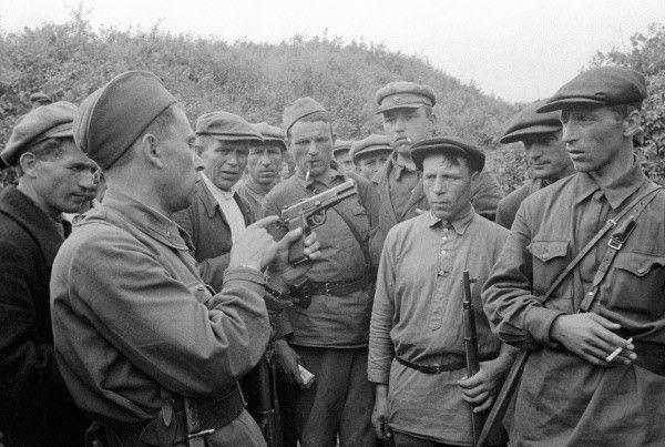 проект герои партизаны великой отечественной войны