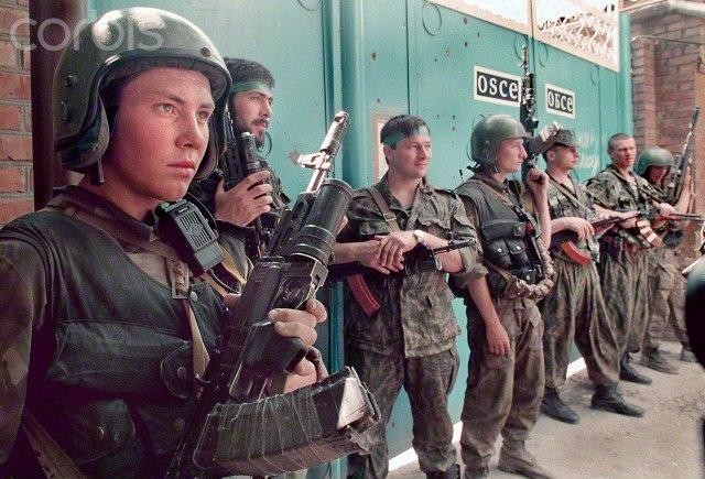 чеченская война причины и последствия