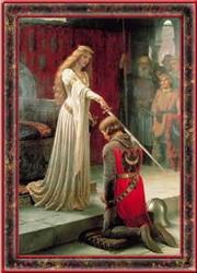 рыцари средневековья картинки